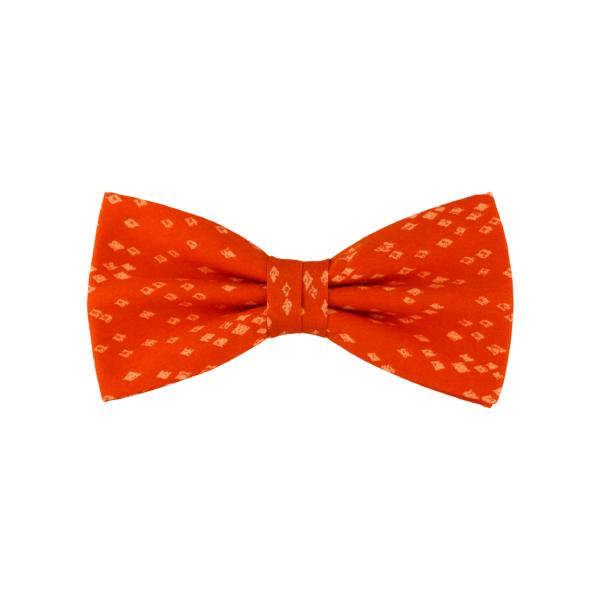 noeud papillon orange liberty