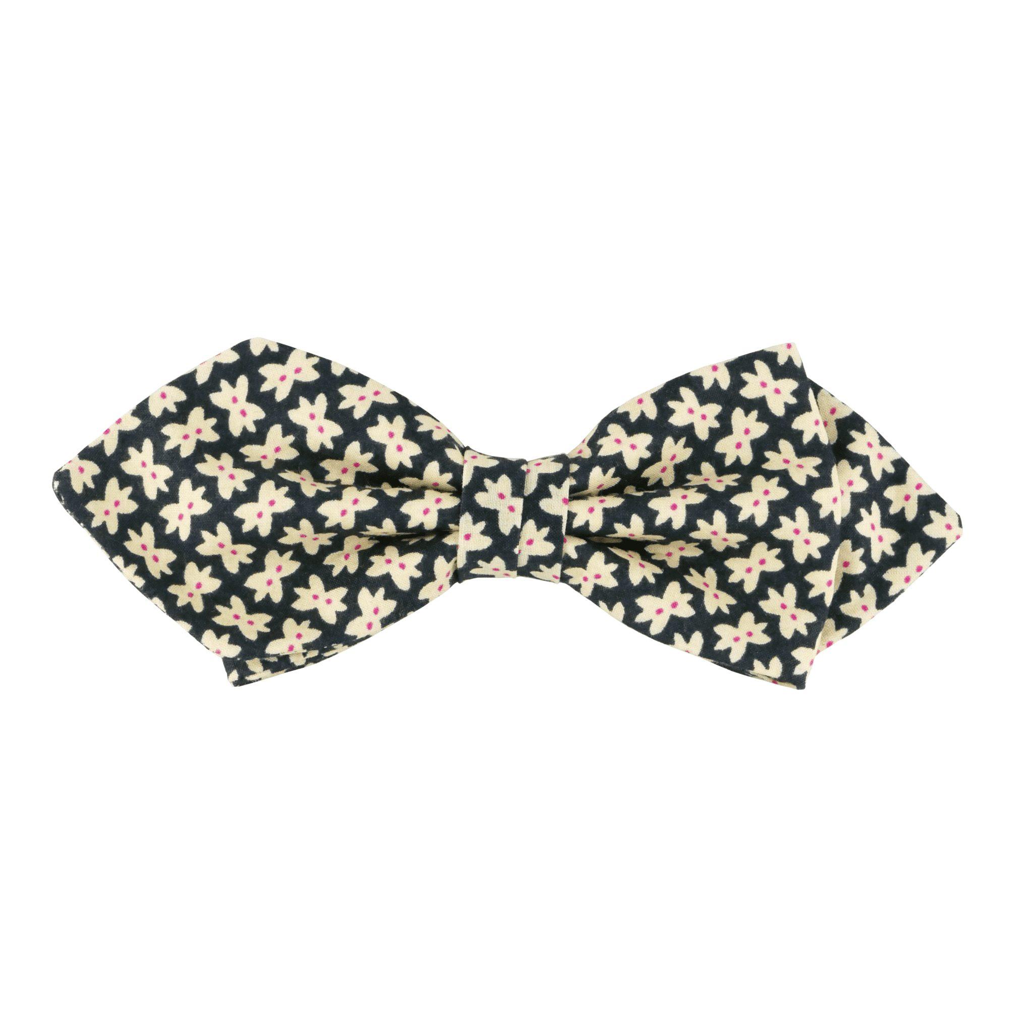 4375703ac3b44 Noeud papillon à motif original - Les Nouveaux Bandits