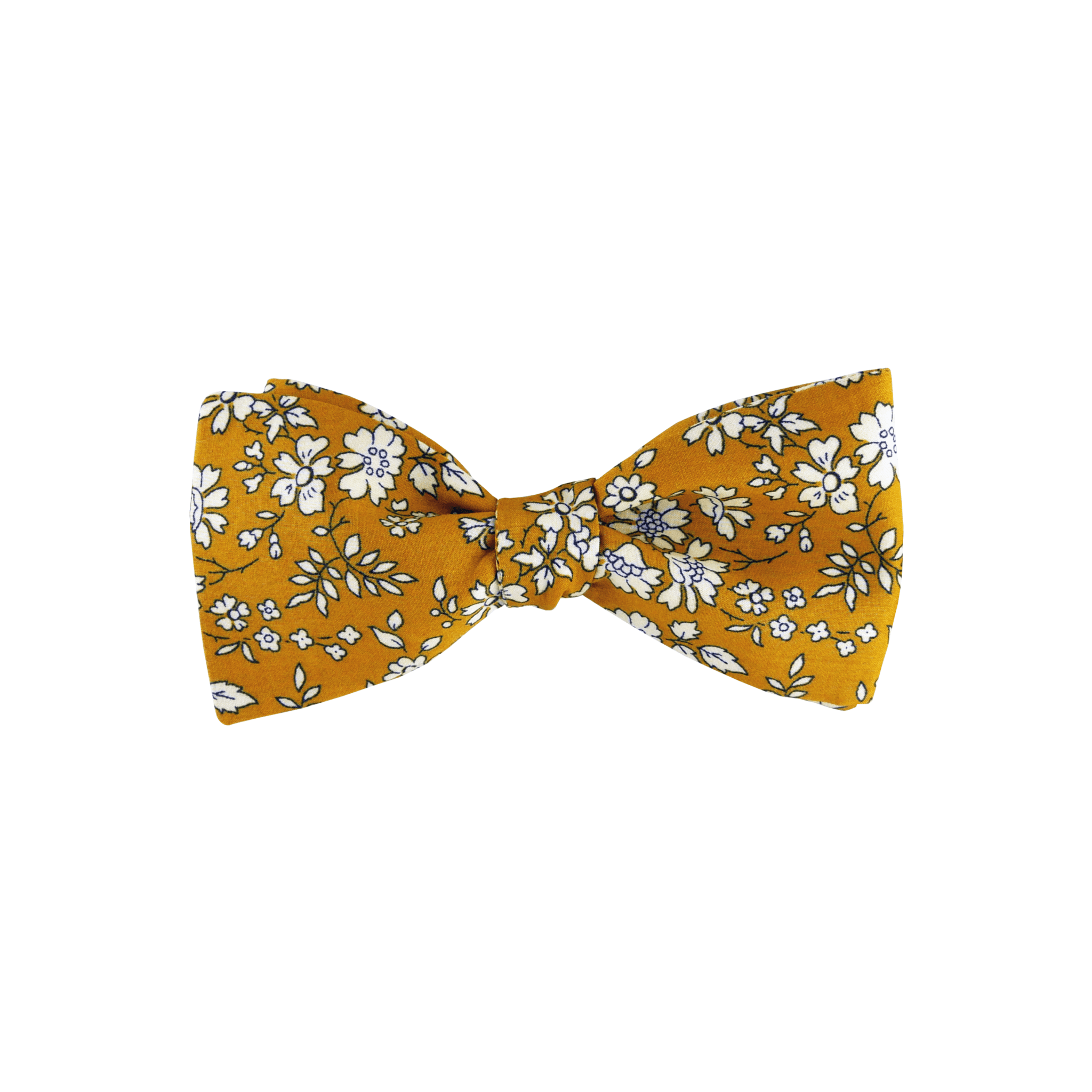 Noeud papillon couleur moutarde les nouveaux bandits - Nouer un noeud papillon ...