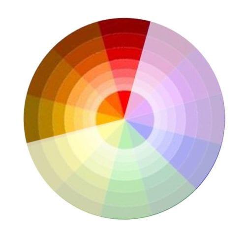 couleurs analogues pour tenue mariage et noeud papillon