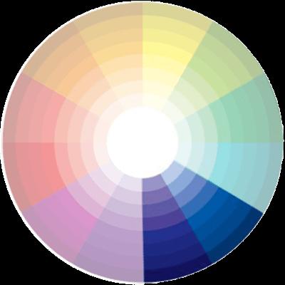 camaieu de couleurs